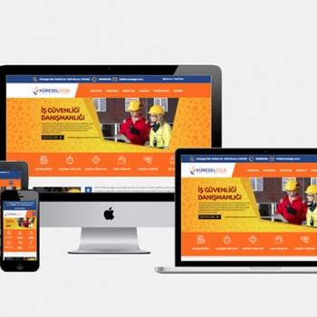 Kurumsal Web Sitemiz Yenilendi